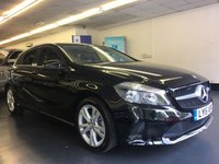 USED 2016 16 MERCEDES-BENZ A CLASS 1.6 A 180 SPORT 5d 121 BHP 1 LADY OWNER, FULL MERCEDES SERVICE HISTORY