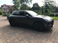USED 2015 15 PORSCHE MACAN 3.0 D S PDK 5d AUTO 258 BHP Panoramic Roof, Hot and Cold Front Seats