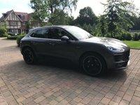 2015 PORSCHE MACAN 3.0 D S PDK 5d AUTO 258 BHP £39995.00
