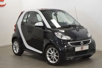 USED 2014 14 SMART FORTWO 1.0 PASSION MHD [SAT NAV] 2d 71 BHP SAT NAV + LOW MILES + 2 KEYS