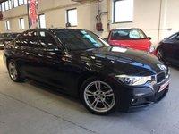 USED 2012 62 BMW 3 SERIES 2.0 320I XDRIVE M SPORT 4d AUTO 181 BHP