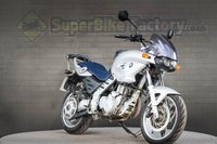 USED 2002 52 BMW F650 CS  GOOD & BAD CREDIT ACCEPTED, OVER 500+ BIKES IN STOCK