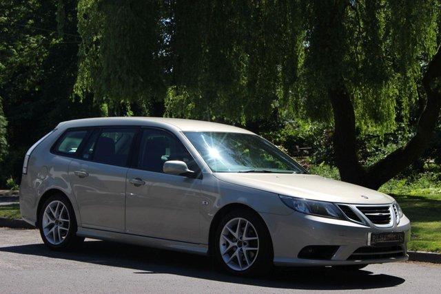 2008 08 SAAB 9-3 1.9 DTH VECTOR SPORT 5d AUTO 150 BHP