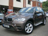 USED 2010 60 BMW X5 3.0 XDRIVE30D SE 5d AUTO 241 BHP