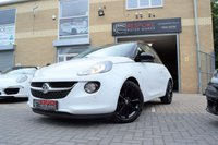 2014 VAUXHALL ADAM 1.2 JAM 3 DOOR  £6995.00
