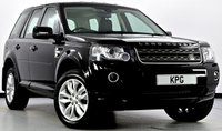 USED 2014 64 LAND ROVER FREELANDER 2 2.2 TD4 SE 4X4 5dr Heated Leather, Bluetooth, DAB