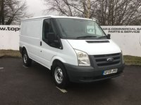 2009 FORD TRANSIT 330 RWD 2.4 115 BHP SWB LOW ROOF 5DR **70 VANS IN STOCK** £3150.00
