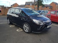 USED 2015 15 VAUXHALL ZAFIRA TOURER 1.4 SRI 5d 138 BHP 7 SEATS ,CHEAP TO RUN WITH EXCELLENT SPECIFICATION INCLUDING PARKING SENSORS, ALLOY WHEELS, CRUISE CONTROL, AUXILLIARY/USB, AND ALLOY WHEELS. FULL VAUXHALL SERVICE HISTORY WITH ONLY 4835 MILES FROM NEW!