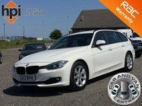 2013 BMW 3 SERIES 330D AC TOURING AUTO £9990.00