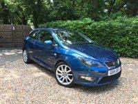 2014 SEAT IBIZA 1.2 TSI FR 3d 104 BHP £6489.00