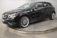 2013 MERCEDES-BENZ A CLASS 1.5 A180 CDI BLUEEFFICIENCY SPORT 5d 109 BHP £10494.00