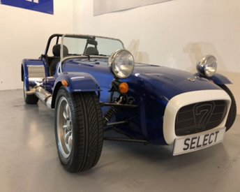 View our CATERHAM SEVEN