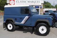 USED 1989 G LAND ROVER DEFENDER 90 2.5 4CYL SW 3d 74 BHP