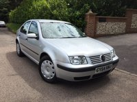 2004 VOLKSWAGEN BORA 1.9 S TDI 4d 99 BHP PLEASE CALL TO VIEW+++PX TO CLEAR+++ £SOLD