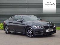 2015 BMW 4 SERIES 3.0 430D M SPORT 2d AUTO 255 BHP £16995.00