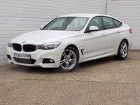 2015 BMW 3 SERIES 2.0 318D M SPORT GRAN TURISMO 5d 141 BHP £11489.00
