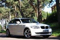 USED 2010 60 BMW 1 SERIES 2.0 116D SPORT 3d 114 BHP