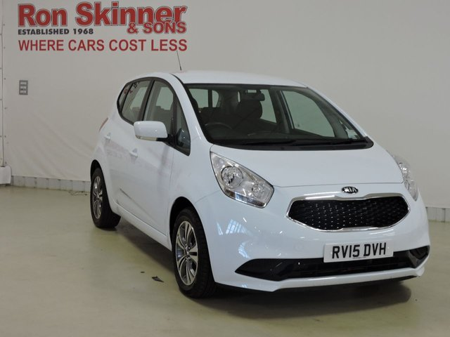 View our 2015 15 KIA VENGA 1.4 CRDI 2 5d 89 BHP