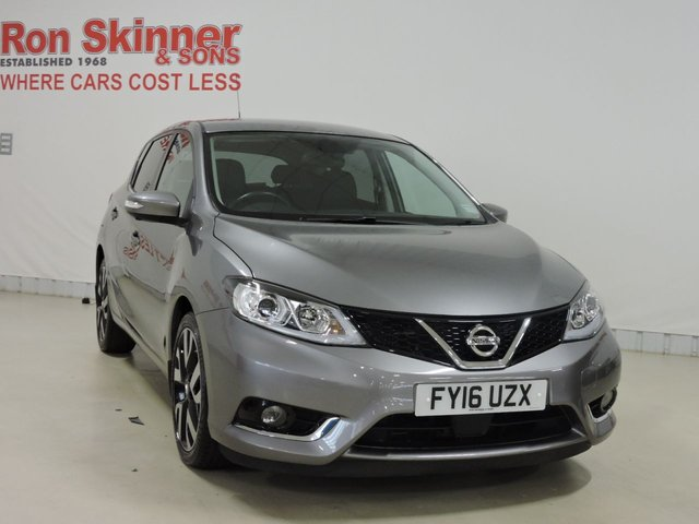 View our 2016 16 NISSAN PULSAR 1.5 TEKNA DCI 5d 110 BHP