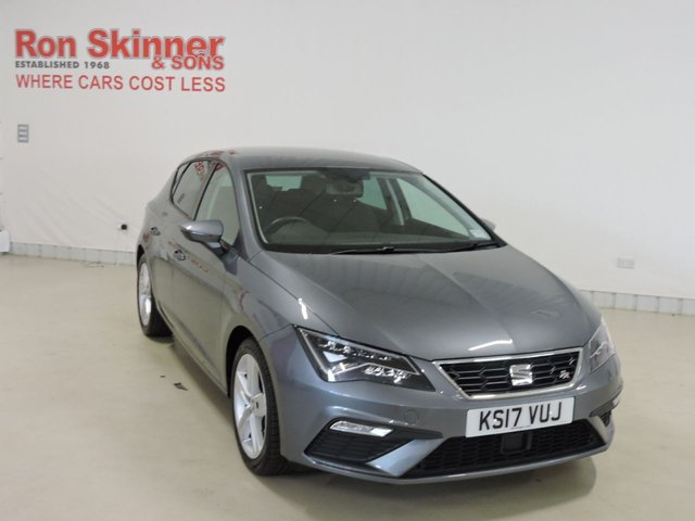 View our 2017 17 SEAT LEON 2.0 TDI FR TECHNOLOGY 5d 148 BHP