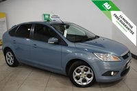 USED 2009 09 FORD FOCUS 1.8 STYLE 5d 125 BHP