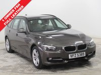 USED 2015 64 BMW 3 SERIES 1.6 316I SPORT TOURING 5d AUTO 135 BHP Leather Registered 20.1.2015, 1 Owner, Full History, Mot until June 2019, In beautiful Havana Colour with Stunning Full Cream Leather, Front and Rear Parking Sensors,Leather Multi Functional Steering Wheel, Cruise Control, Electrically Operated Boot, Auto Headlights Air Conditioning, Bluetooth, DAB Radio, USB/AUX, Alloys. Free RAC warranty and Free RAC Breakdown Cover.
