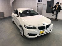 2015 BMW 2 SERIES 2.0 218D SE 2d 141 BHP £12795.00