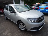 USED 2017 67 DACIA SANDERO 1.0 AMBIANCE SCE AIR-CONDITIONING 5d 73 BHP One Owner from new, Just Serviced by ourselves, MOT until September 2020, Great on fuel economy! Low Insurance Group! Balance of Dacia Warranty until September 2020