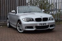 USED 2011 11 BMW 1 SERIES 2.0 120I M SPORT 2d AUTO 168 BHP 1 PREVIOUS OWNER, FULL SERVICE HISTORY,  BIG SPEC CAR, OVER £5,000 WORTH OF EXTRAS