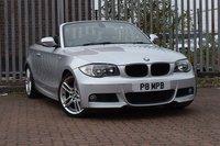 2011 BMW 1 SERIES 2.0 120I M SPORT 2d AUTO 168 BHP £12995.00