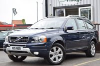 USED 2012 61 VOLVO XC90 2.4 D5 SE AWD 5d AUTO 200 BHP FULL SERVICE HISTORY 7 STAMPS, 2 KEYS