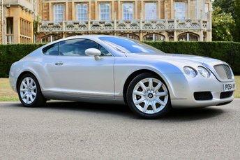 2004 BENTLEY CONTINENTAL 6.0 GT 2d 550 BHP £19990.00