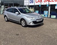 USED 2009 59 RENAULT MEGANE 1.6 EXPRESSION VVT 5d 100 BHP NO DEPOSIT AVAILABLE, DRIVE AWAY TODAY!!
