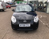 USED 2008 08 KIA PICANTO 1.1 2 5d 65 BHP NO DEPOSIT AVAILABLE, DRIVE AWAY TODAY!!