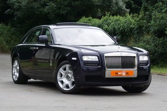View our ROLLS-ROYCE GHOST