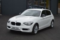 2015 BMW 1 SERIES 2.0 120D XDRIVE SE 5d 181 BHP £14495.00