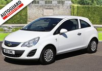 USED 2012 12 VAUXHALL CORSA 1.0 S ECOFLEX 3d 64 BHP +++ FREE 6 months Autoguard Warranty included in screen price +++