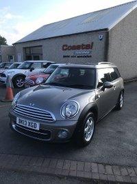 2013 MINI CLUBMAN 1.6 COOPER 5d 122 BHP £8795.00