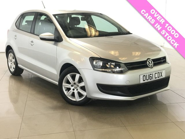 View our 2011 61 VOLKSWAGEN POLO 1.2 SE TDI 5d 74 BHP