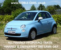 2013 FIAT 500 1.2 COLOUR THERAPY 3d 69 BHP £5695.00
