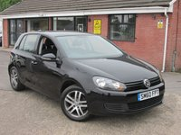 2010 VOLKSWAGEN GOLF 1.4 TWIST 5dr (ONE OWNER) £4990.00