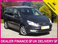 USED 2010 10 FORD GALAXY 2.0 TDCI GHIAI 140 BHP WITH PANORAMIC ROOF PANORAMIC ROOF AIR CON CRUISE PARKING SENSORS