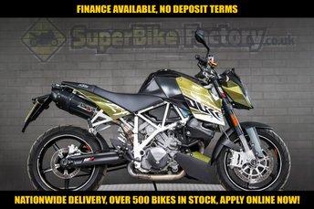 2012 KTM SUPERDUKE 990CC £6291.00