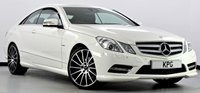 "USED 2012 12 MERCEDES-BENZ E CLASS 2.1 E250 CDI BlueEFFICIENCY Sport 7G-Tronic 2dr COMAND Nav, Heated Seats, 19""s"