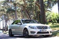 2011 MERCEDES-BENZ C CLASS 1.8 C250 CGI BLUEEFFICIENCY SPORT 4d AUTO 202 BHP £11495.00