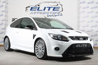 USED 2009 02 FORD FOCUS 2.5 RS 3d 300 BHP LUX PACK 1&2 ,DYNAMICA SEATS,SHOW CAR, ONLY 17000 MILES , MOUNTUNE EXHAUST, EIBACH LOWERING KIT, UNBELIEVABLE EXAMPLE, UNIQUE INVESTMENT OPPORTUNITY