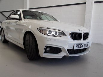 2014 BMW 2 SERIES MSport £12395.00