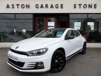 2015 VOLKSWAGEN SCIROCCO 1.4 TSI BLUEMOTION TECHNOLOGY 2d 123 BHP £12990.00