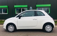 USED 2015 15 FIAT 500 1.2 POP 3 DOOR (START/STOP) only 15,000 miles, £30 road tax.