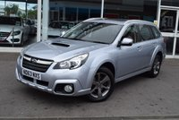USED 2013 63 SUBARU OUTBACK 2.0 D SX 5d AUTO 148 BHP Rare AWD Diesel  Outback